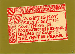 Image result for Quotes and images about the gift of peace