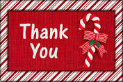 Image result for Thank you for Christmas images