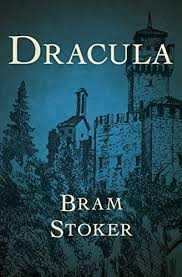 Image result for Photo Of the novel Dracula