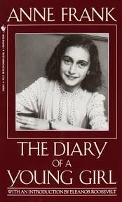Image result for image of the novel the diary of anne frank